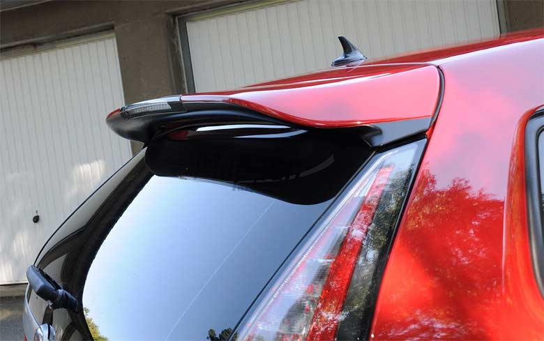 XT‑Series Rear Spoiler for Saab 9‑3 SportCombi