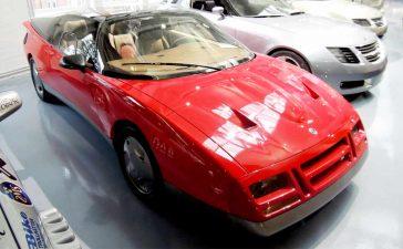 Saab EV-1 in Saab Cars Museum (Photo by Lukasz19930915)