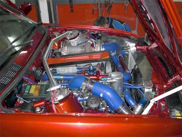 Aero M3 engine