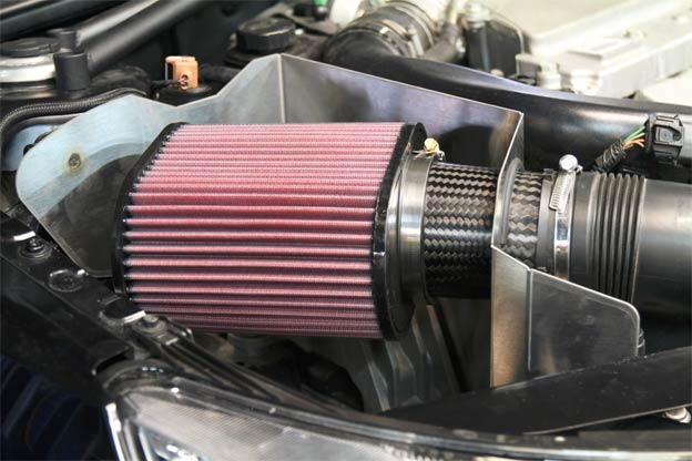Genuine Saab Taliaferro Air Intake is a beautiful noisemaker