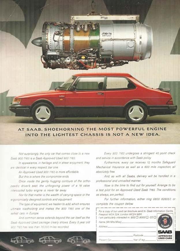 Approved Used Saab
