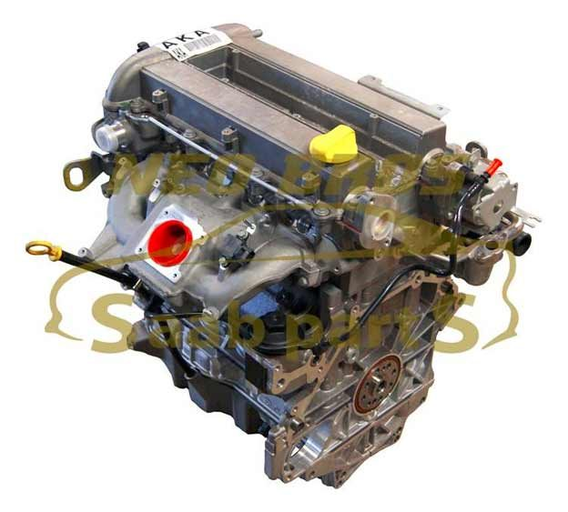 Bare B207 engine