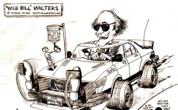 William Bil Walters - A Car Guy's 25 Year Journey With Saab