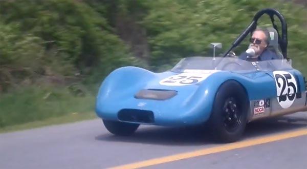 SAAB powered Brand X racer