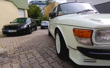 Bredlow Saab cars