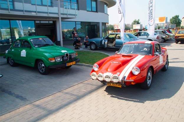Classic Saab's
