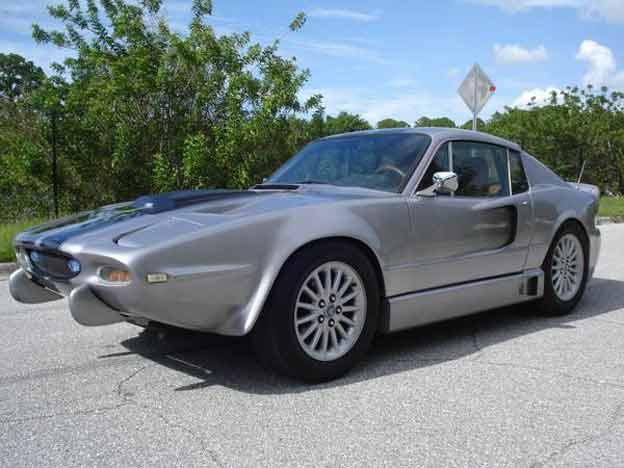 Custom Saab Sonett for Sale