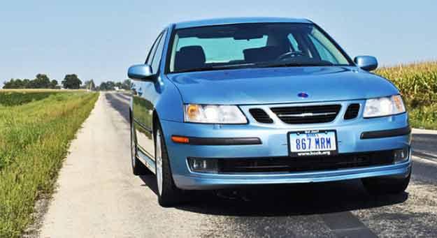 Saab Story