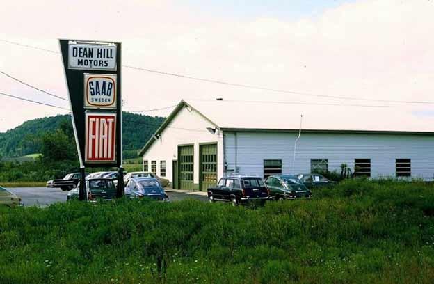 Dean Hill Motors - Saab dealership