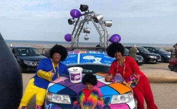Disco Saab, Neil Wallace and Stuart Holt