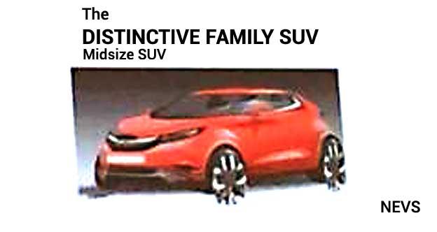 Distinctive Family car - Nevs