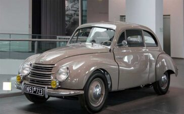 DKW F89 - Both Saab and Wartburg have had ties to DKW in the past