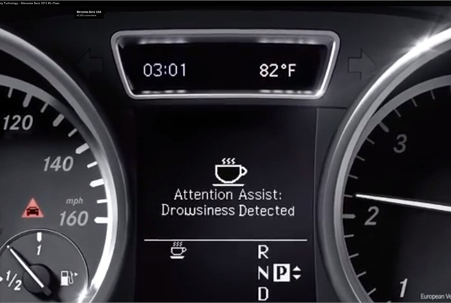 Saab Tech: Keep Drivers Awake and Focused