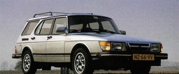 The Dutch Saab 900 Wagon