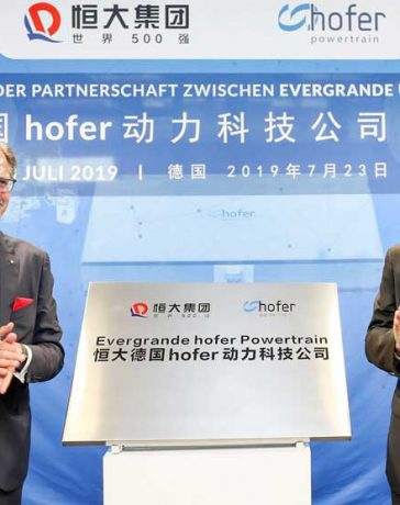 Hofer Powertrain Solutions
