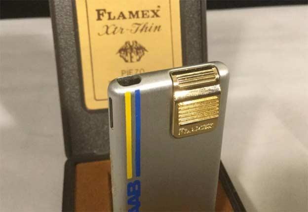 Flamex SAAB lighter
