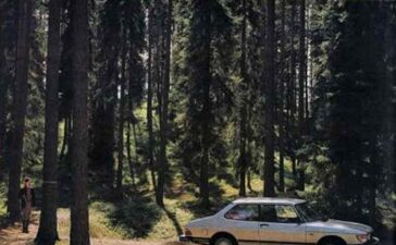 The Forest car - Saab 90