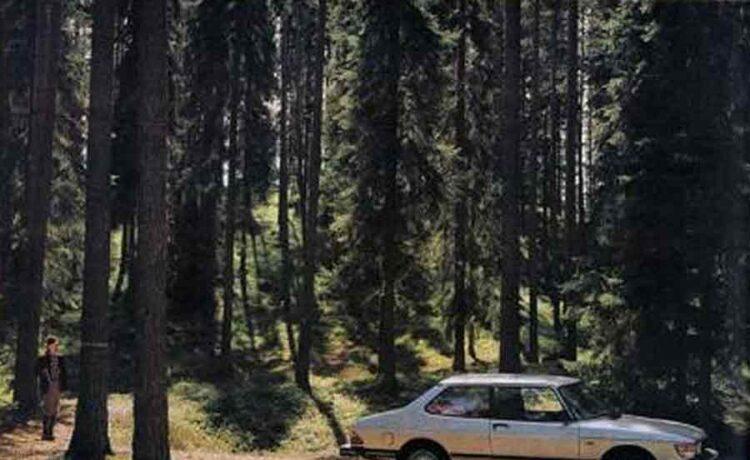 The Forest car - Saab 90