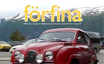 Forfina - a free magazine for all Saab owners and enthusiasts around the world.
