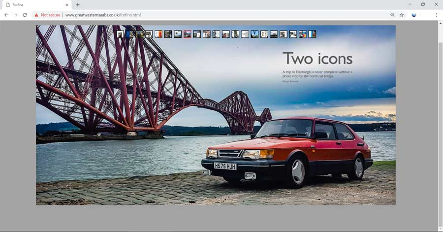 Förfina - New free online magazine for SAAB owners and enthusiasts