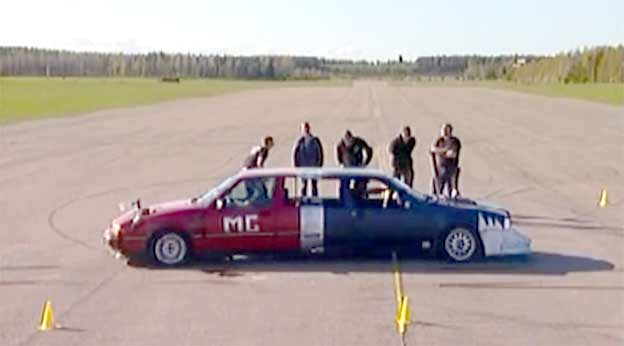 Saab-Volvo Monster