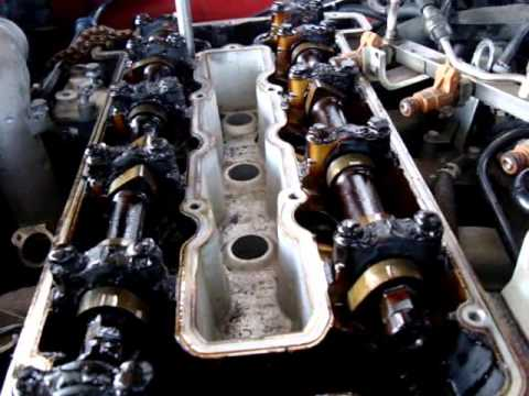 Saab 2.0 and 2.3 L - Saab engines with nasty oil sludge problem