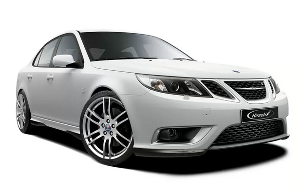 8-piece Hirsch-style bodykit for '08+ Saab 9-3s