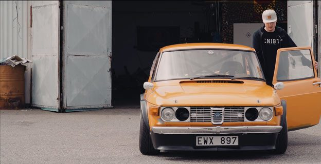 Jasper's Saab 99 Turbo
