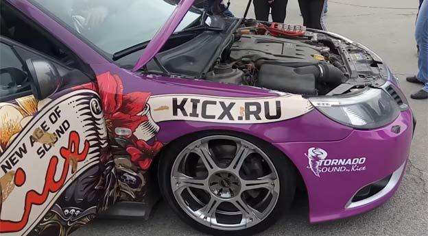 kicx Demo Saab