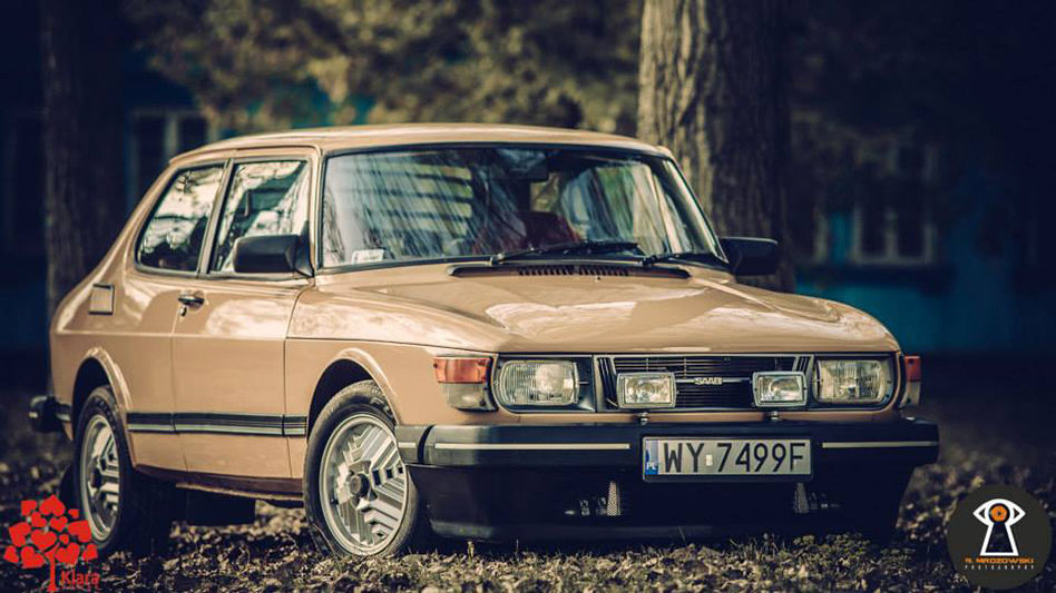Special SAAB 99 Turbo offered on eBay on Klara Power charity auction