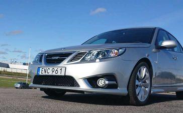 The last Saab 9-3