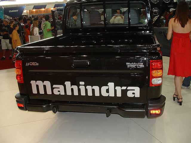 Mahindra in alliance talks with PSA and NEVS