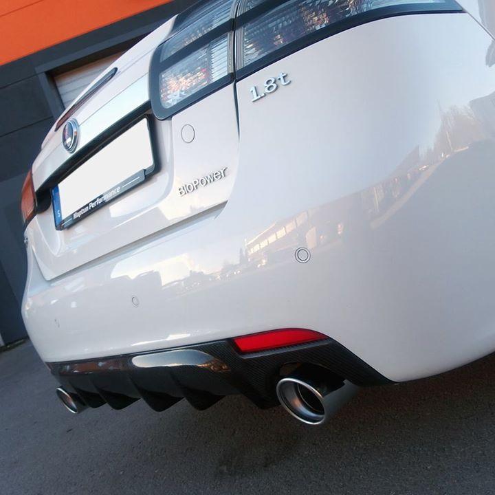 Saab 9-3 Convertible - new Maptun project car