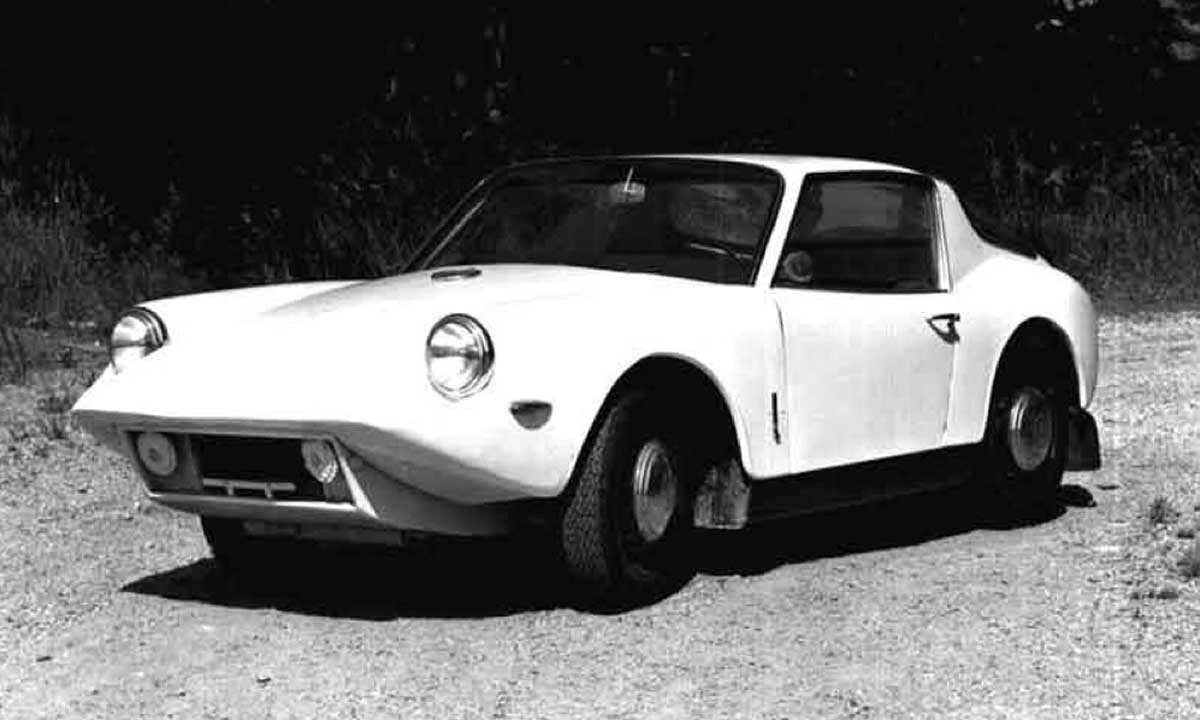 MFI-13 made its first appearance during a BBC filming in February 1965 in Sweden
