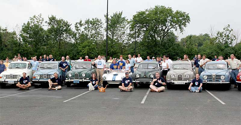 Michigan Saab club