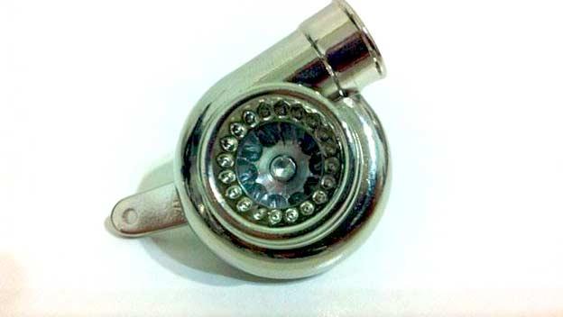 Microturbine TurboKeychains.com