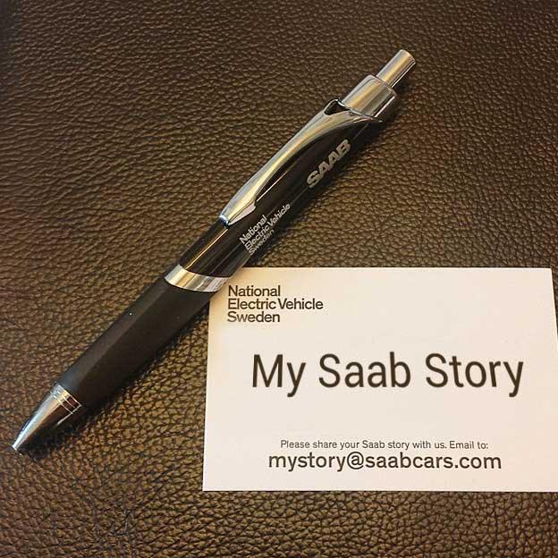 my Saab story