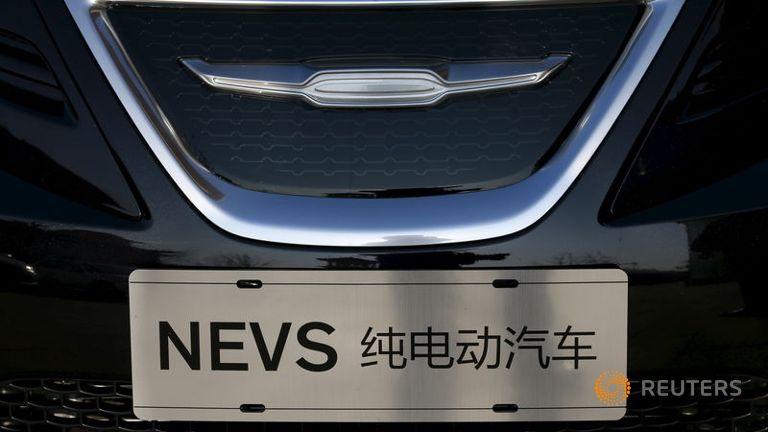 Nevs 9-3 EV Sedan