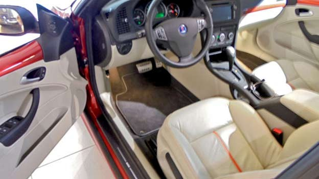 New Saab 9-3 cabrio for sale