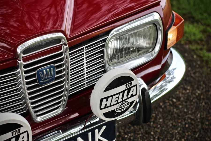 Saab 96 - It looks like new