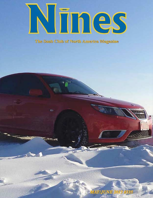 the current issue of the NINES magazine - May/June 2015 #335