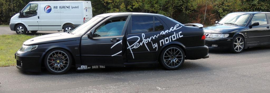SAAB 9-5 Nordic-R