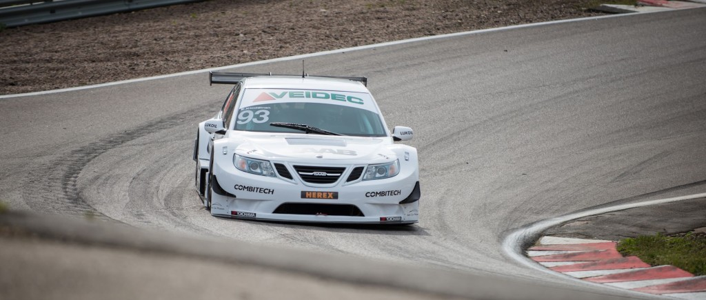 Nevs enters in STCC with Saab!