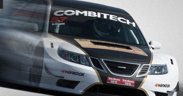 Forsman takes maiden STCC victory from Kimiläinen (Saab 9-3) in chaotic first race