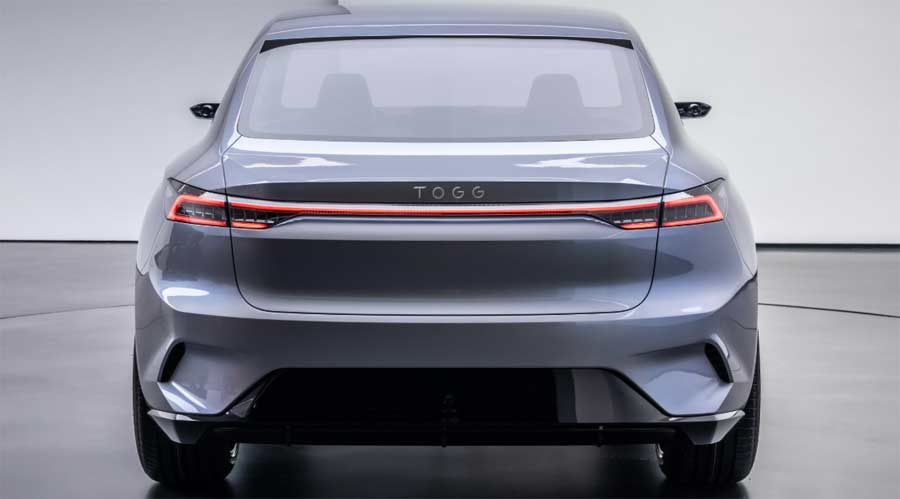 """Turkey unveiled prototypes for its """"domestic car"""" project! 1"""