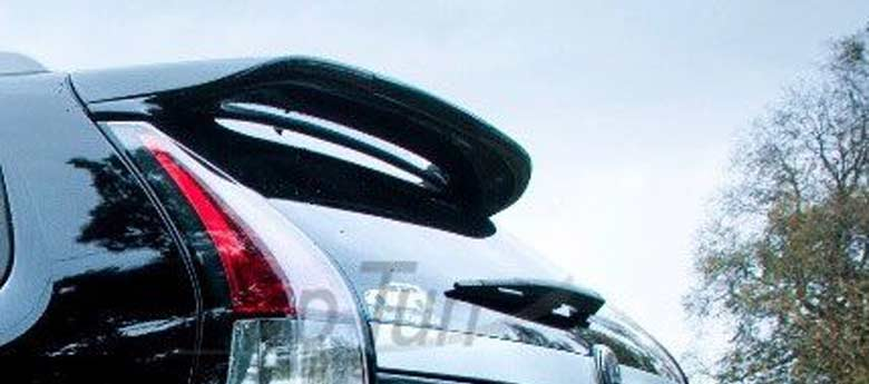 Rear spoiler for Saab 9-3 Sportcombi