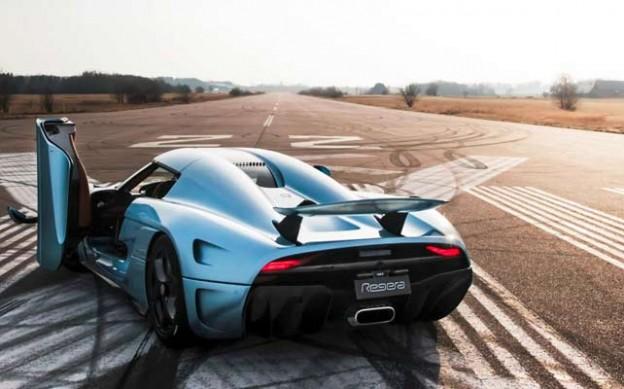 New Koenigsegg Regera