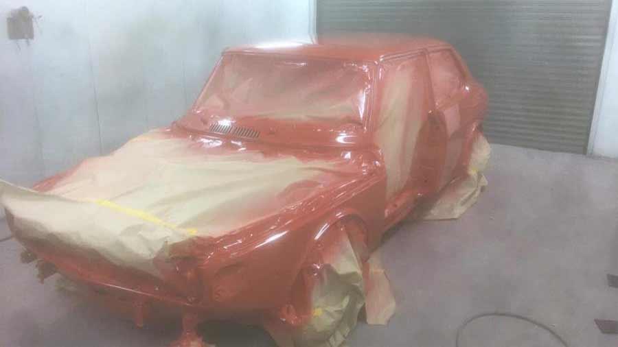 resurrection of Saab 99