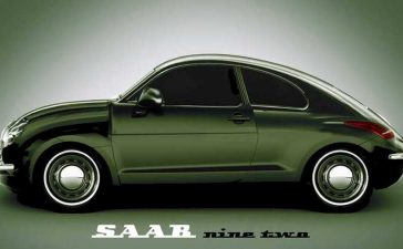 The RetroSaab by Carl Fredrik Holtermann