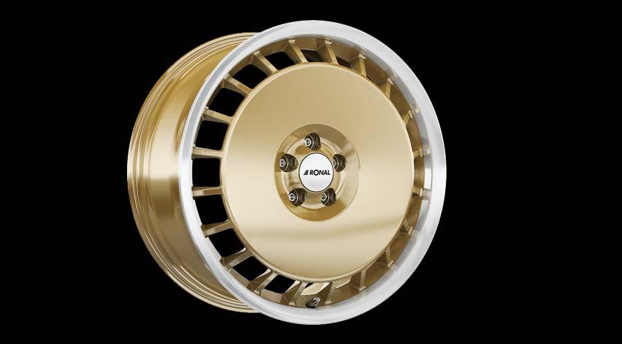 Ronal R50 Gold aero